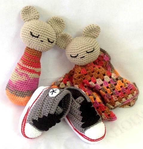 Set de Regalo para Recién Nacido Otto. Hecho a Mano. Crochet. España ...
