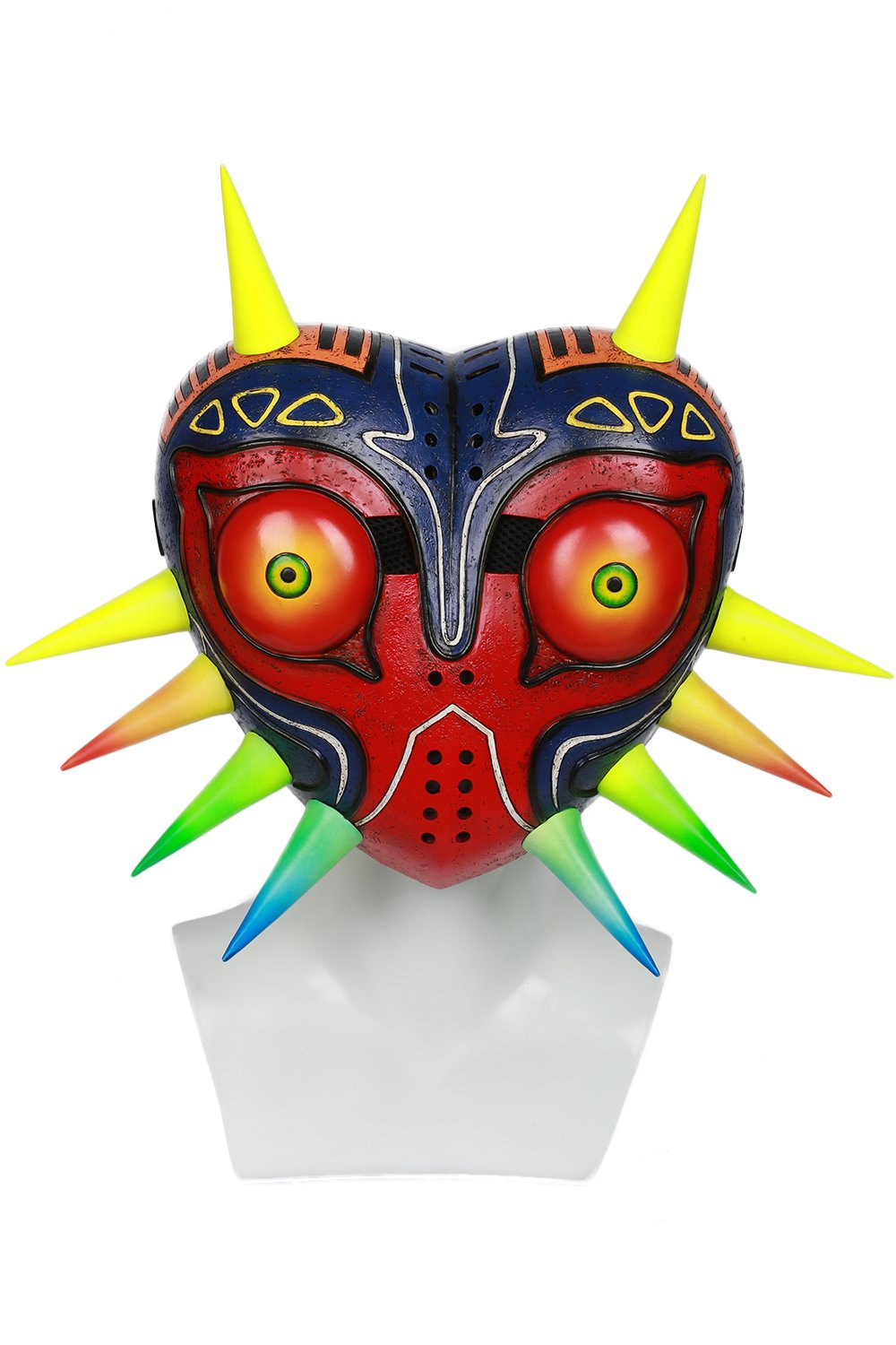 XCOSER Majora's Mask Cosplay Costume Accessories Pros for Adult Halloween