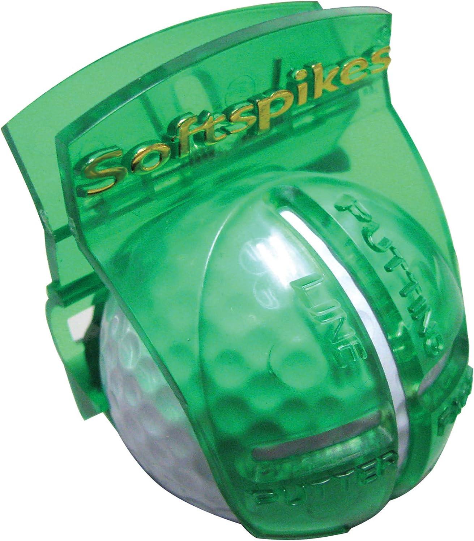 Pride Softspikes - Marcador de Pelotas de Golf