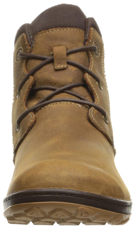Merrell Women's Ashland Vee Ankle Snow Boot B0195A2IQE 5 B(M) US|Merrell Tan