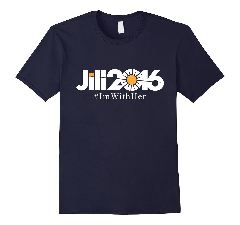 Jill Stein For President 2016 T-Shirt Green Party-TD