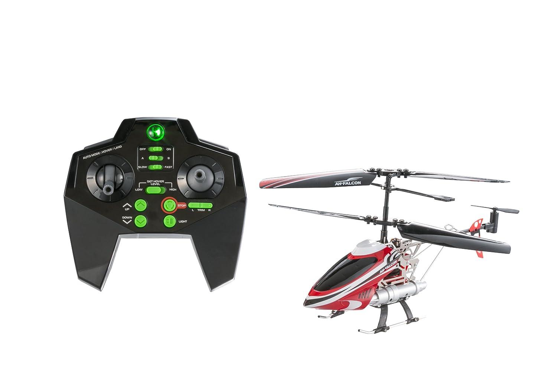 Infrarot-Hubschrauber AH Auto schwebt Falcon