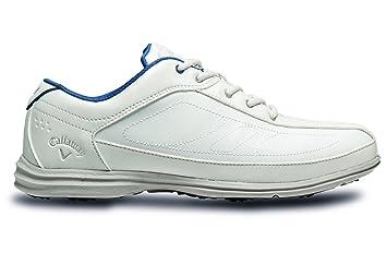 Callaway Cirrus II - Zapatos de Golf para Mujer, Color Blanco, Talla 36.5 (W)