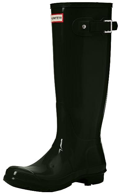 Hunter Damen High Wellington Boots Gummistiefel, Orange (Orange Ror), 39 EU