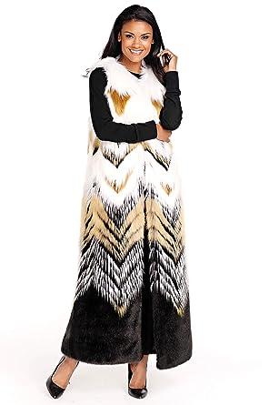 0cee1663d03f7 Donna Salyers  Fabulous-Furs Celebrity Vest at Amazon Women s Coats Shop