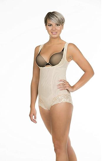 8bc887a126 Magic Bodyfashion Women s Super Control Shaping Bodysuit  Amazon.co.uk   Clothing