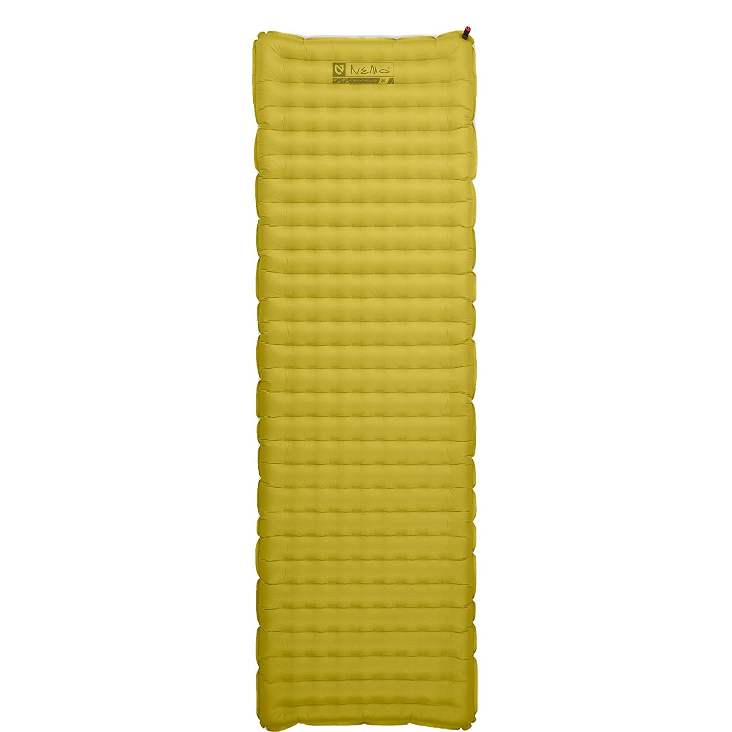 NemoテンソルSleeping Pad B01A037QG2 20 Insulated Regular|Dark Fision Dark Fision 20 Insulated Regular