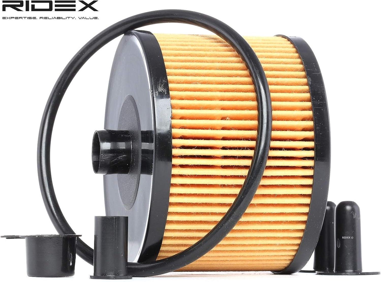 RIDEX 9F0023 Kraftstofffilter Spritfilter Kraftstofffilter Leitungsfilter