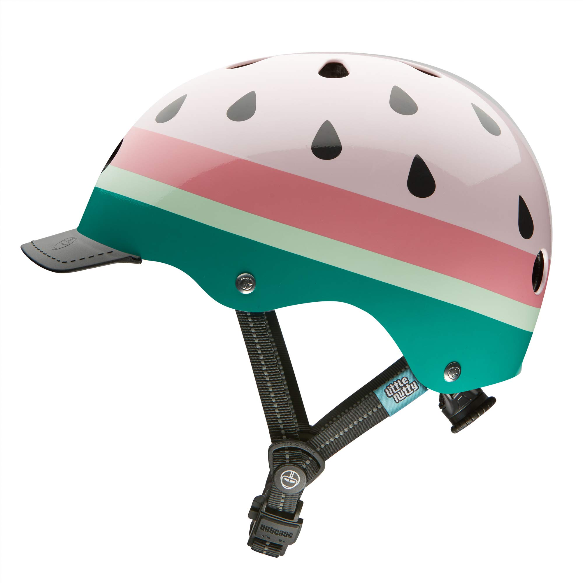 Nutcase Little Nutty Helmet - Kids' Modern Melon Street, XS