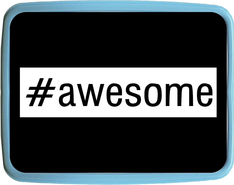 #Awesome Boys//Girls Blue Preschool Toddler Kids Backpack /& Lunch Box Set