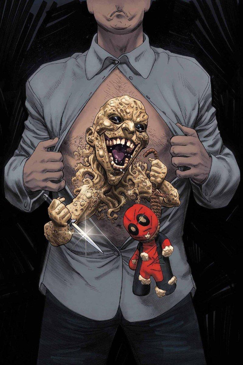 Deadpool V4 #21 PDF