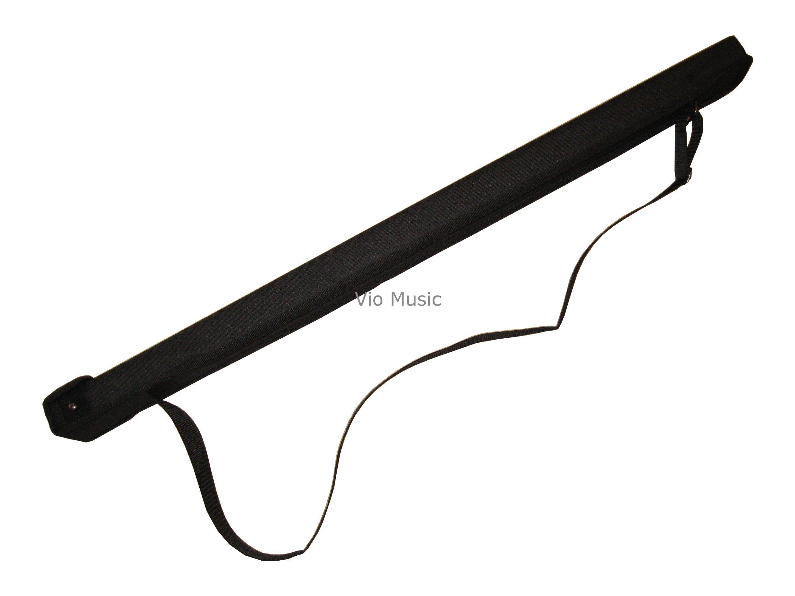 BowsPeak Bow Case#301, Fits Violin/Viola/Cello Bow with Strap