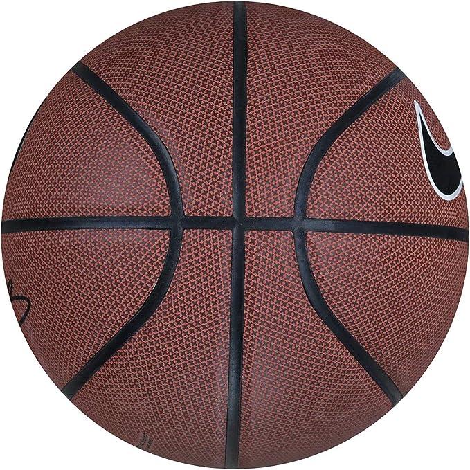 Nike KD Full Court 8P - Balón de Baloncesto, Color Amarillo, Negro ...
