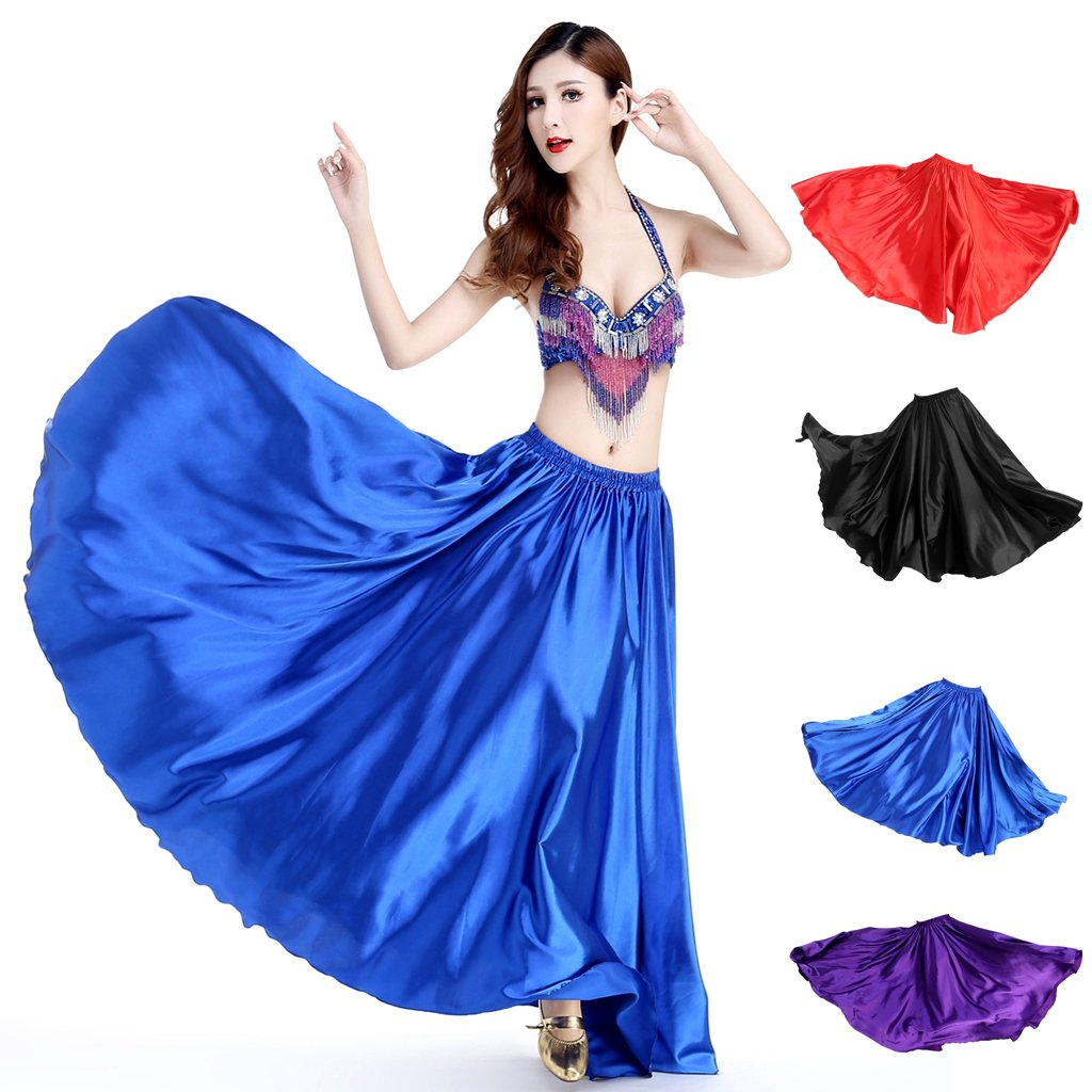 81bd0da6d B Blesiya Falda Larga de Verano Mujer Plisada Vuelo Vestido de ...