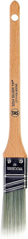 Wooster Brush 5224-1 SLV Tip Thin AS Brush 1-1 Pack