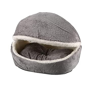 Amazon.com: Huldaqueen - Cama lavable para mascotas con ...