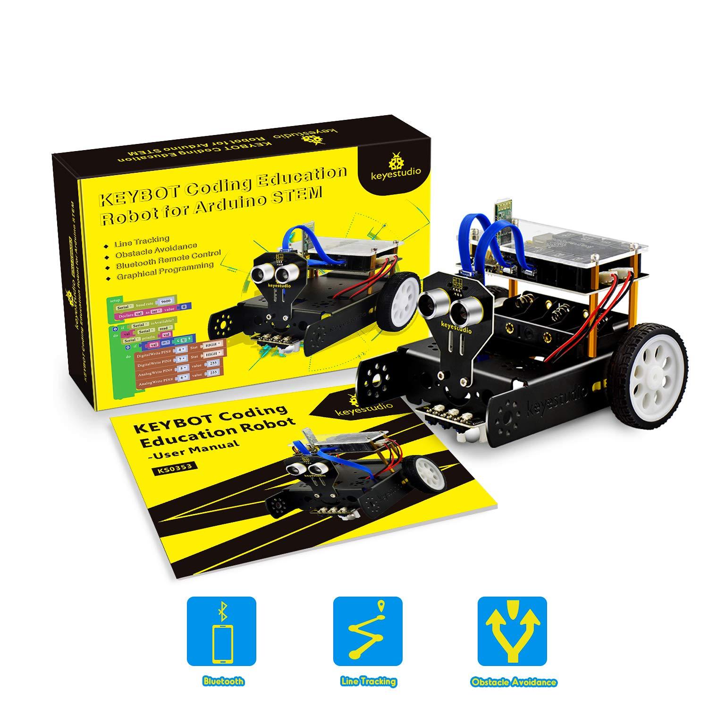 Arduino Robot Kit Keyestudio (7k6k1dz4)