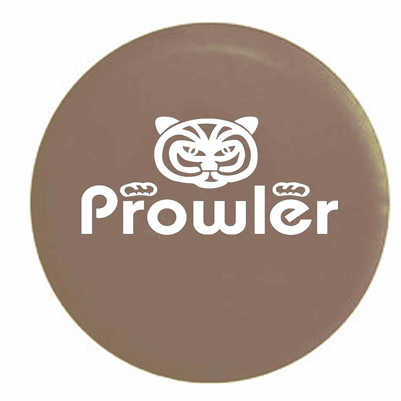 Prowler Motorhome Camper RV Spare Tire Cover OEM Vinyl Black 29 in