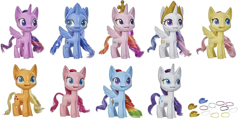 My Little Pony MLP Mega Friendship Collection