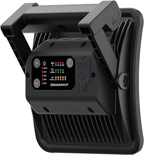 Scangrip Multimatch R 1200 Lumen LED Work Flood Light 03.5652