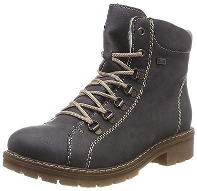 672659196ed6c3 Rieker Damen Y9138 Stiefeletten  Amazon.de  Schuhe   Handtaschen