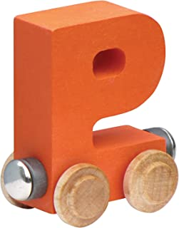product image for NameTrain Bright Letter Car P - Made in USA