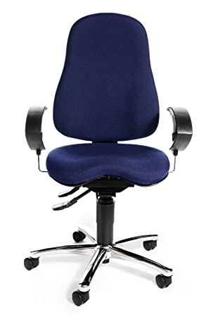 De Bureau Topstar Chaise 10 Sitness Si59ug26 FT13KclJ
