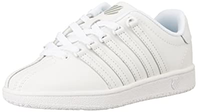 K-Swiss CLASSIC VN White/White,1 M US Little Kid