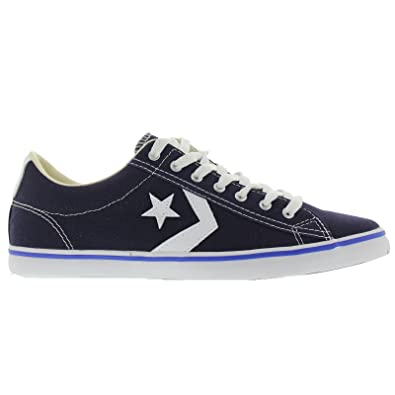 d10698bb7dd26e Converse Star Player LP Inked Mens Sneakers 151329C (UK8)  Amazon.co ...