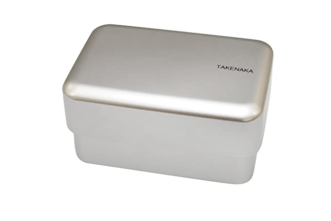 Amazon.com: Takenaka 12 – 1203 – 90 rectángulo Bento Box ...