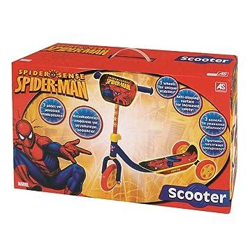 Rocco Giocattoli Rocco Juguetes - Spiderman Sense patinete 3 ...