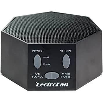c0ea5304982 LectroFan High Fidelity White Noise Machine with 20 Unique Non-Looping Fan  and White Noise