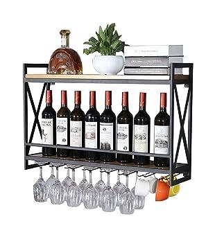 Porte-bouteilles en métal porte-bouteilles   Porte-bouteille de vin ...