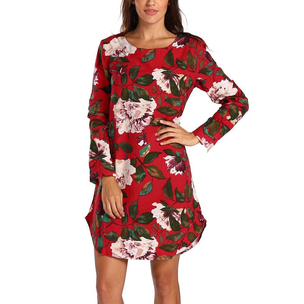Vectry Vestidos Casual De Mujer Verano Moda Mujer 2019 Vestidos Verano Vestidos para Mujer Elegantes Moda Mujer 2019 Vestidos Verano Vestidos Fiesta Cortos Coctel Vestidos