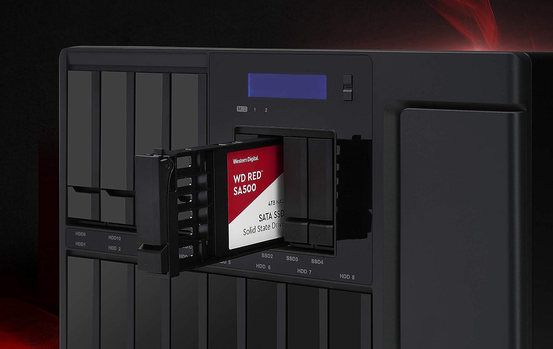 Western Digital WDS500G1R0A WD RED SA500 SSD HardDisk