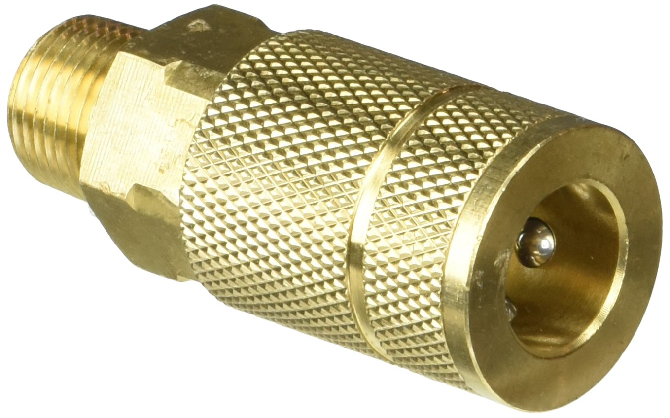 3/8 Body Series T-Style Coupler