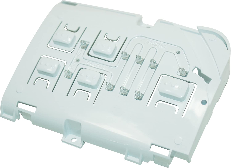 Contenedor de módulo electrónico para lavadora de caramelos. Número de pieza original: 41028321.