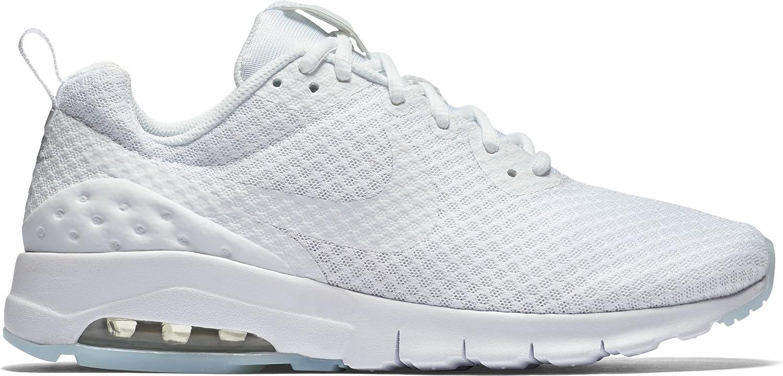 Nike Damen Air Max Motion Low Traillaufschuhe Weiß(White / White)