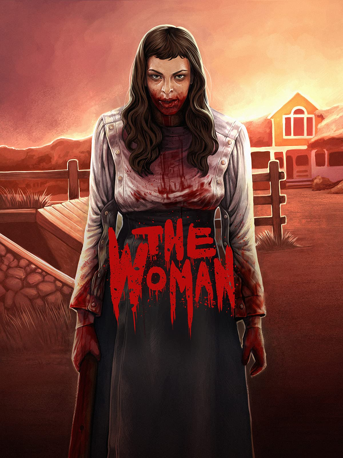 The Woman on Amazon Prime Video UK