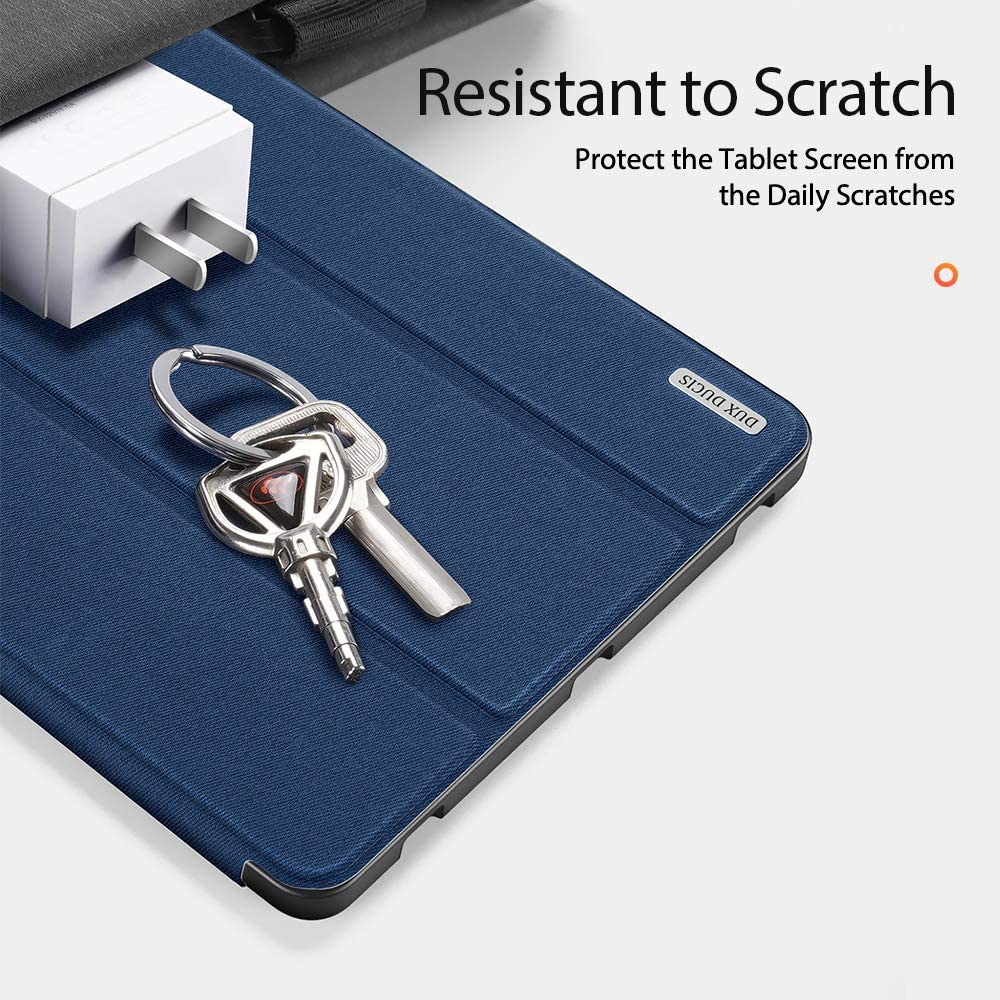 ltra Slim Cover Schutzh/ülle TPU Ultra Leightweight Flip H/ülle mit S Pen Halter f/ür Samsung Galaxy Tab S7 Plus T970//T975//T976 Rosa DUX DUCIS H/ülle f/ür Samsung Galaxy Tab S7 Plus 12.4 inch 2020