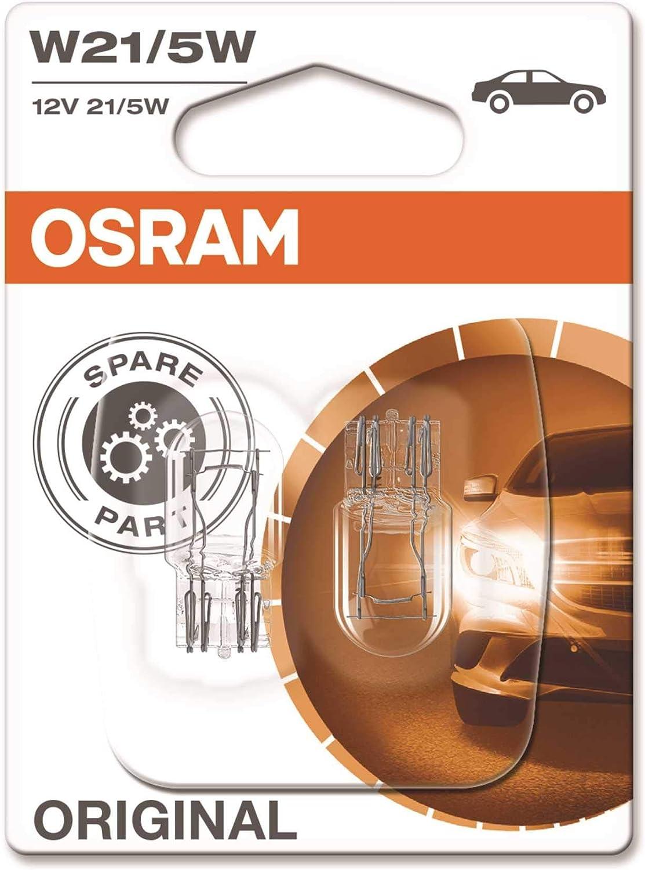 Osram Lampen mit Stellmotor LWR Scheinwerfer links H7//H7 f/ür Crafter 30-35 Bus 2E/_ 2F/_ inkl