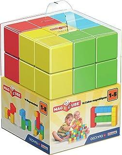 Geomag Magicube Safari Park, multicolor (135) , color/modelo surtido: Amazon.es: Juguetes y juegos