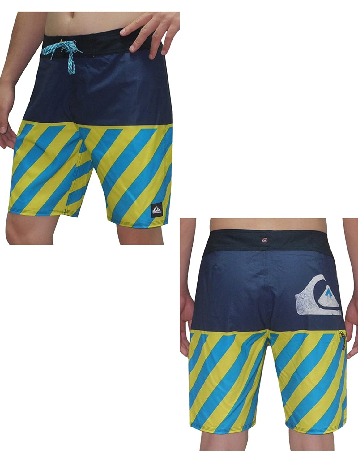 best Quiksilver Young Guns Mens Skate & Surf Boardshorts