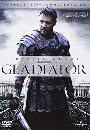 gladiator Édition single amazon fr russell crowe joaquim