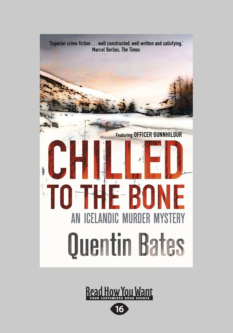 Read Online Chilled To The Bone pdf epub