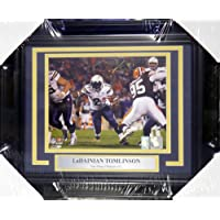 $169 » LaDainian Tomlinson Autographed Framed 8x10 Photo San Diego Chargers PSA/DNA Stock #107794