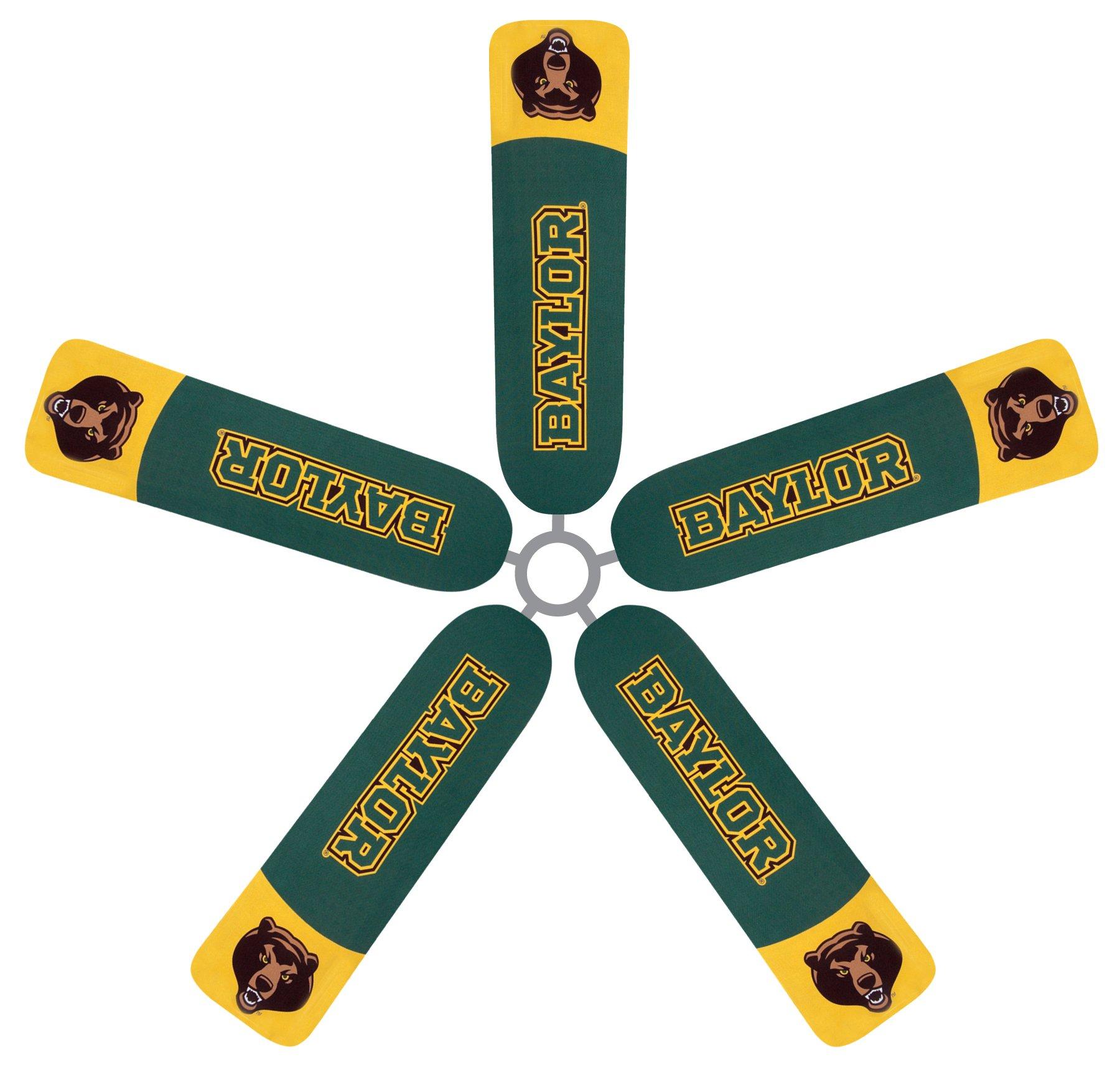 Fan Blade Designs Baylor University Ceiling Fan Blade Covers