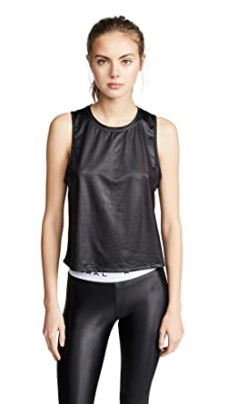 163c66229f0dd Koral Activewear Women's Logo Muscle Tank at Amazon Women's Clothing ...