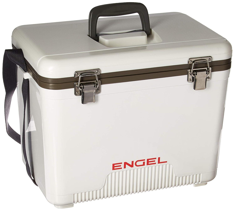 Engel EE. UU. Cooler/Seco Caja, 19 Quart: Amazon.es: Deportes y ...