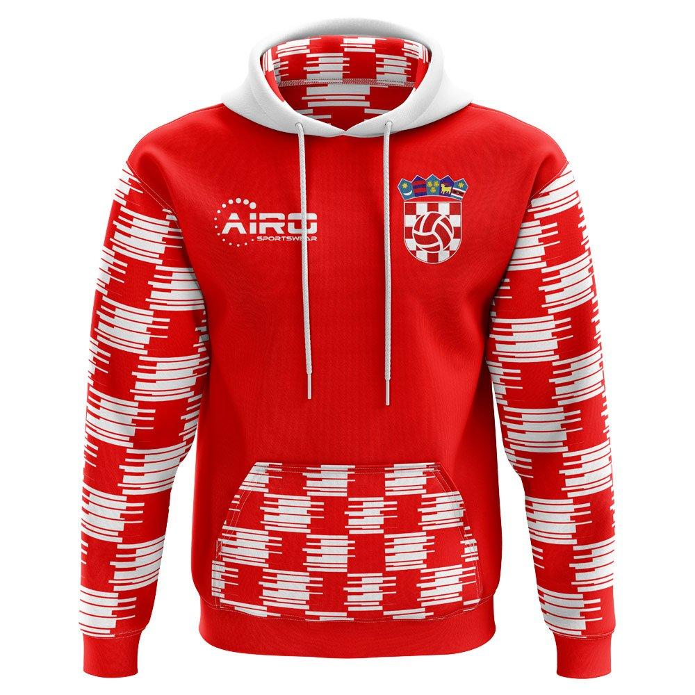Airo Sportswear 2018-2019 Croatia Home Concept Hoody